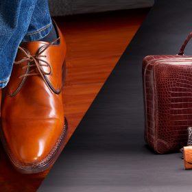 صناعة الأحذية والجلود
